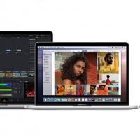 Le MacBook Pro 13 pouces de base arrive à 8 Go de RAM et 256 Go de flash à 1199 €HT. (Crédit : Apple)