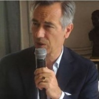 Godefroy de Bentzmann, président de Syntec Numérique insiste sur la nécessité d'accompagner et soutenir le secteur numérique dans la relance post crise, afin qu'il puisse porter la reprise de l'ensemble de l'économie. (Crédit : Dominique Filippone)