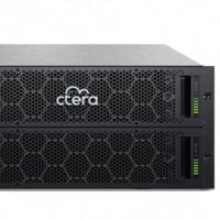 Le stockage des fichiers média (4K et aussi 8K) nécessite de plus grande ressources de stockage, en mode local ou cloud comme le propose Ctera avec son appliance Media Filer. (Crédit Ctera)