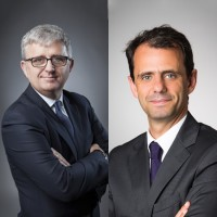 Jean-Michel Baticle (à gauche) et Laurent Gerin travaillaient respectivement chez Logica depuis 1989 et 1998 jusqu'au rachat de l'entreprise par CGI en 2012. (Crédit : CGI)