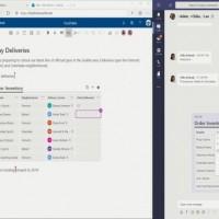 Avec le projet Cortex et Fluid Framework, Office met le cap sur la collaboration et l'open source. (Crédit : Microsoft)