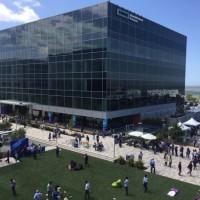 HPE s'est installé en avril 2019 dans son nouveau siège social basé à San José, en Californie. (Crédit : D.R.)