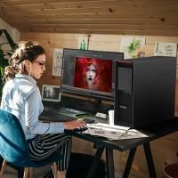 La ThinkStation P620 sera disponible à partir de septembre 2020 à partir de 3925 € HT. (Crédit : Lenovo)