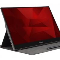 Le VG1655 (écran non tactile) de Viewsonic est proposé à 249€ HT. (Crédit : Viewsonic)