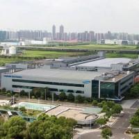 Samsung a ouvert son site de production de Suzhou en 2002, suite à l'adhésion de la Chine à l'OMC. Crédit photo : Samsung.