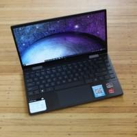 Le HP Envy XP360 13 a beaucoup d'atouts allant de son prix abordable à un design soigné et une puce performante. (Crédit Photo: IDG)