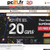 Pour ses 20 ans, PC21 envisage de réaliser entre 20 et 25 M€ de chiffre d'affaires.
