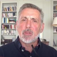 En mode vidéoconférence, Alain Fiocco, CTO d'OVHCloud, a présenté le partenariat noué avec Nutanix. (Crédit D.R.)