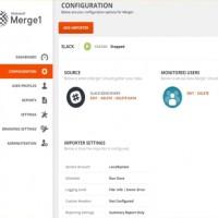 En rachetant Globanet, Veritas s'empare de la solution Merge1 qui collecte et archive des données issues de 80 sources, comme Slack. (Crédit Photo: Globanet)
