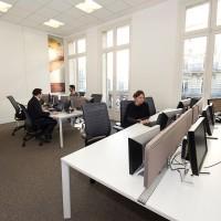 Les salariés de neo-SDI, ici à Paris, vont passer dans le giron de Groupe Open. (Crédit D.R.)
