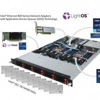 Intel et Lightbits Labs s'associent pour améliorer les performances du NVMe/TCP