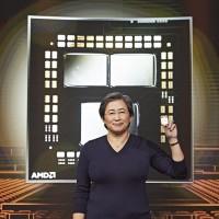 L'innovation a permis à la CEO d'AMD Lisa Su de redresser la société. (Crédit AMD)