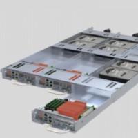 Les serveurs Octopus 3 de 2CRSi seront insérés dans des baies modulaires OCtoRack 42 SL pour le compte d'OVH pour ses datacenters asiatiques. (crédit : 2CRSi)