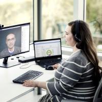 L'objectif de Microsoft est bien de pousser ses formules d'abonnement à Office 365 et Microsoft 365. (Crédit Lenovo)