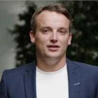 Christian Klein, 40 ans, a été nommé co-CEO de SAP en octobre 2019 avant de prendre seul les commandes en avril 2020. (Crédit : SAP)
