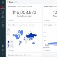 SQL Analytics apporte une interface native de requête SQL et de visualisation pour élaborer des tableaux de bord et des rapports à partager dans l'entreprise. (Crédit : Databricks)