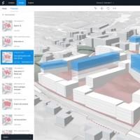 Autodesk a racheté la start-up Spacemaker et sa technologie à destination des architectes et des promoteurs immobiliers. (Crédit Photo : Spacemaker)
