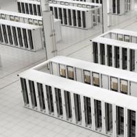 Installé au siège de Nvidia, le supercalculateur Selene exploite les dernières technologies HPC du fournisseur. (Crédit Nvidia)