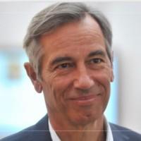 Godefroy de Bentzmannn, président de Syntec Numérique, a présenté un bilan 2020 du secteur IT moins négatif que prévu.  (Crédit Syntec Numérique).
