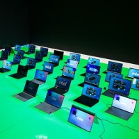 Les partenaires d'Intel ont commencé à présenter leurs dernières réalisations sur base Tiger Lake vPro. (Crédit Intel)