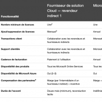 Les licences perpétuelles pour les logiciels du programme CSP de Microsoft, sont désormais disponibles.