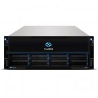 La gamme de NAS d'Ixsystems est complétée par la baie M60 avec des disques durs et des SSD NVMe. (Crédit Ixsystems)