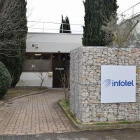 L'agence d'Infotel à Aix-en-Provence. Crédit photo : Infotel