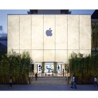 Best seller d'Apple, l'iPhone a généré 47,9 Md$ de chiffre d'affaires au deuxième trimestre, une hausse de 66% à un an d'intervalle. Crédit photo : Supplied Art