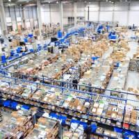 le Groupe LDLC a pris à bail d'un entrepôt d'environ 28 000 m2 qui remplacera bientôt la structure logistique existante de 21 000 m2 dans la région lyonnaise. Crédit photo : LDLC
