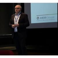 Fondée et présidée par Gilles Tréhiou (en photo), Axess Groupe a fait appel aux services d'In Extenso Finance & Transmission pour mener à bien le rachat de Starxpert. Crédit photo : Axes Groupe.