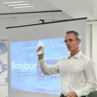L'objectif de William Binet, le fondateur et président du groupe VoiP Telecom, est de dépasser rapidement les 100 M€ de chiffre d'affaires. Crédit photo : W.B.