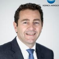 Jean-Christophe Pin débute sa carrière dans les télécoms en 1991. Une branche dans laquelle il restera jusqu'à devenir le directeur en charge de l'international et du développement de SFR. Crédit photo : Konica Minolta.