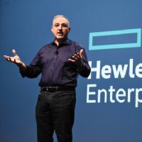 Antonio Neri, CEO de HPE, veut accélérer le déploiement de GreenLake. (Crédit Photo : DR)