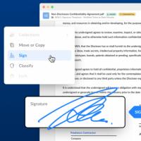 Issu du rachat SignRequest, le service Box Sign est nativement intégré dans la plateforme de sauvegarde et de collaboration. (Crédit Photo: Box)