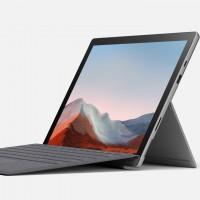 Microsoft croit toujours au segement des tablettes 2-en-1 comme la Surface Pro 7+. (Crédit Microsoft)