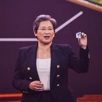 La CEO d'AMD, Lisa SU, a indiqué que les ventes de PC allaient se calmer ! (Crédit AMD)