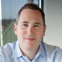 Andy Jassy, nouveau CEO d'Amazon est ravi des résultats de l'activité d'AWS qu'il a dirigé auparavant. (Crédit : Amazon)