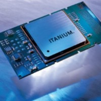 Le processeur Itanium n'était pas né sous de bons auspices... (Crédit photo : Intel)