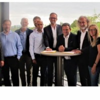 Mercredi 1er septembre, Cisco et Nxo ont annoncé leur collaboration avec le campus technologique Swarm situé à Charbonnières-les-Bains. (Crédit photo: Cisco/Nxo)