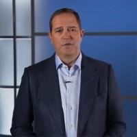 Le CEO de Cisco Chuck Robbins se montre très confiant pour les années à venir. (Crédit Cisco)