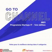 GoToChannel : les startups de l'IT rencontrent le channel sur IT Partners