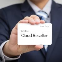 Plus de la moitié des revendeurs IT européens ne proposent qu'un à trois services cloud à leurs clients. Illustration : D.R.