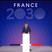 Emmanuel Macron présentait ce matin à l'Elysée le plan France 2030 avec à la clé un investissement global de 30 milliards d'euros. (Crédit : DR)