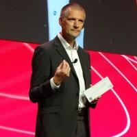 Guillaume Poupard, directeur général de l'Anssi est revenu sur le label SecNumCloud et les récentes annonces de partenariats. (Crédit Photo: JC)