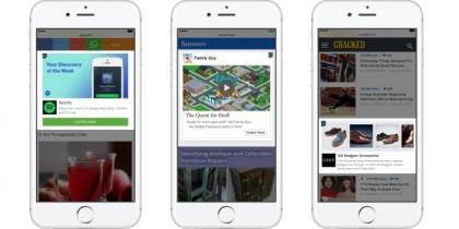 Facebook étend son réseau publicitaire aux sites mobiles (Audience Network)