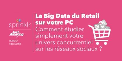 Améliorer sa performance marketing avec la Big Data sur les réseaux sociaux