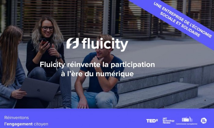 Fluicity - Application Citoyenne