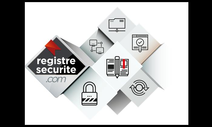 Registres de sécurité en ligne