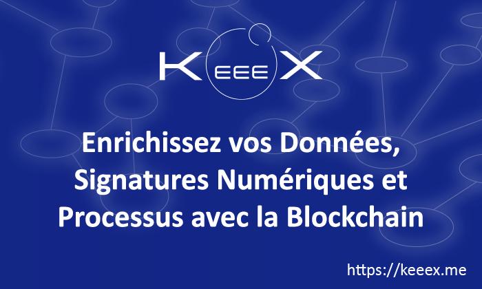 Signature numérique Blockchain universelle