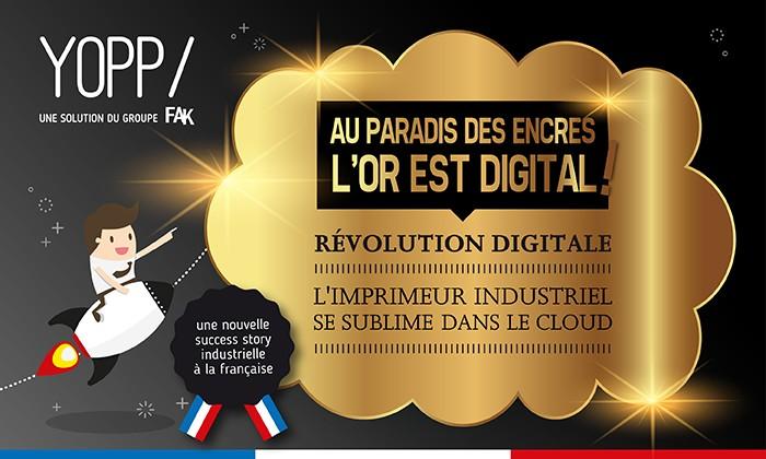 YOPP : la PME industrielle de St Etienne devient éditeur mondial de logiciel
